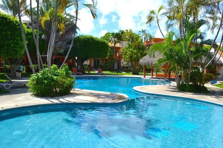 Mi lugar en cancún