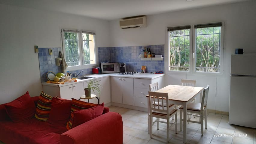 Maison au calme 15 mn de Carcassonne.