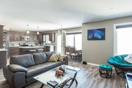 Large room with attached bathroom - Regina - House