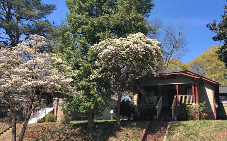 Charming & Sunny Near Airport/Dntwn - Atlanta