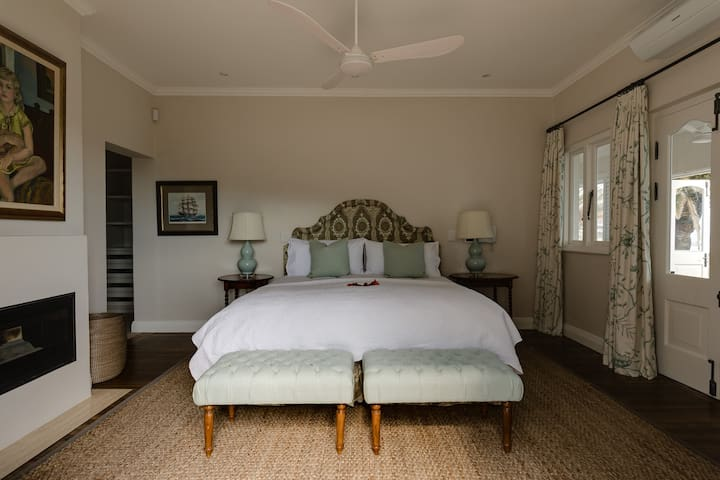 Bedroom 3 of the Main House