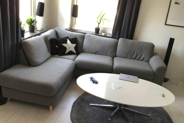 Stor lägenhet i Norrköping