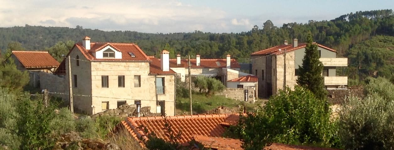 Vakantieplek voor liefhebbers van kunst en natuur - Coimbra District - Hus
