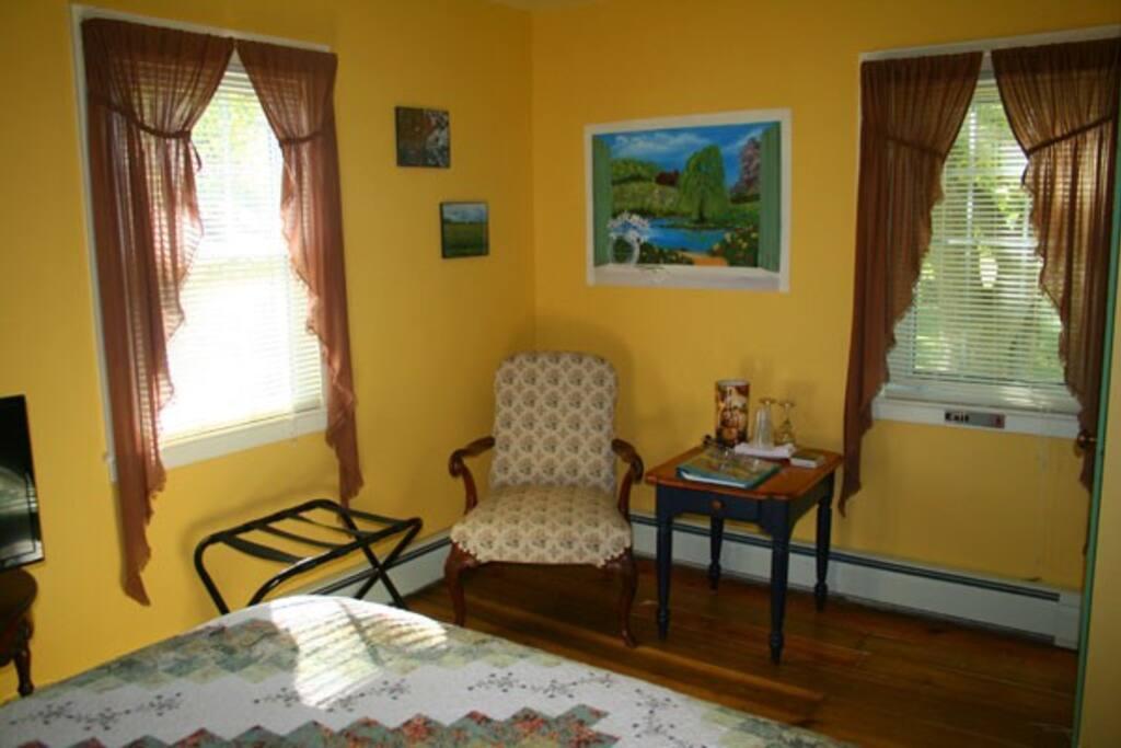 Spring Meadow Room