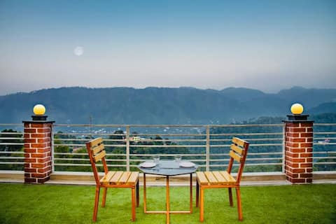 1 BHK apartment with amazing view amidst nature