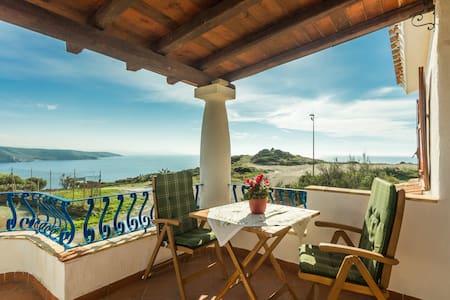 Appartamento panoramico in villa. - Torre dei Corsari