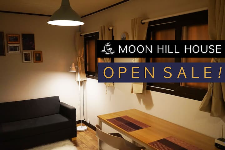 [Open Discount] Moon Hill House 5min Seoul Station