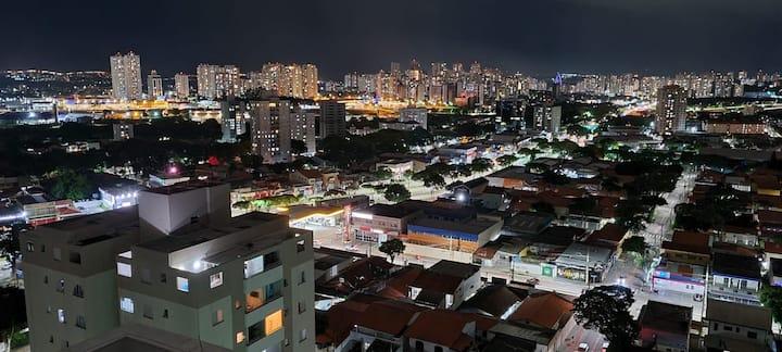 Cobertura em São José dos Campos
