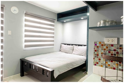 A Studio Unit at Cityscapes Condominium