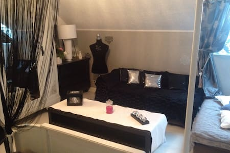 Charming Suite Room 17m2 - Reims - Ház