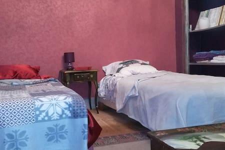 Chambre accueillante en montagne - Montricher-Albanne - Apartment - 1
