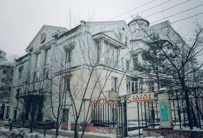 Дом в центре в г. Nizhnij Novgorod