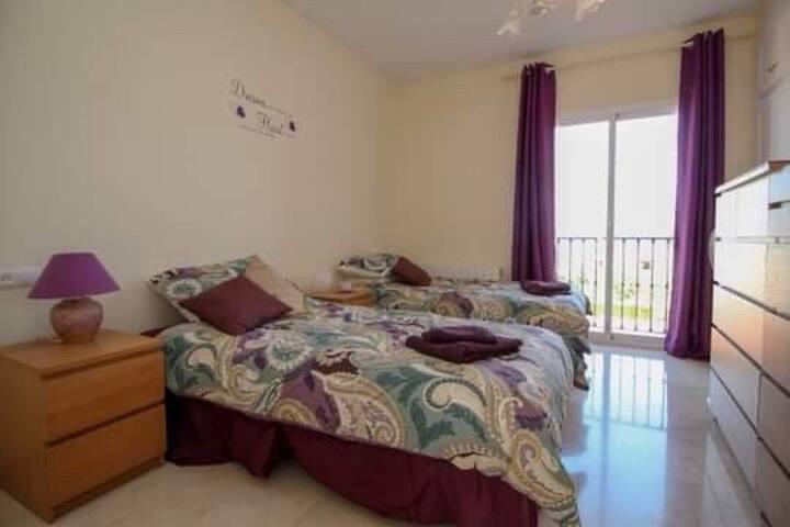 Bedroom nr. 2 - 1st floor