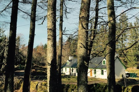 Eagle Cottage, Arisaig, West coast of Scotland