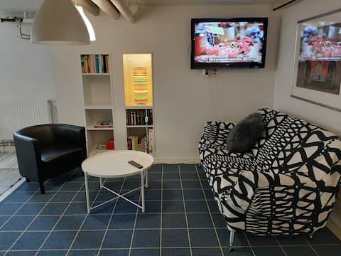 Bonito apartamento en pleno corazón de Lund