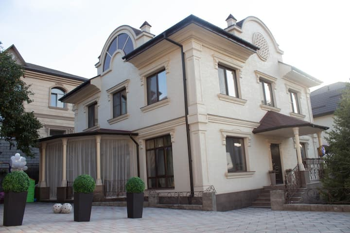 Best house to live in Almaty!