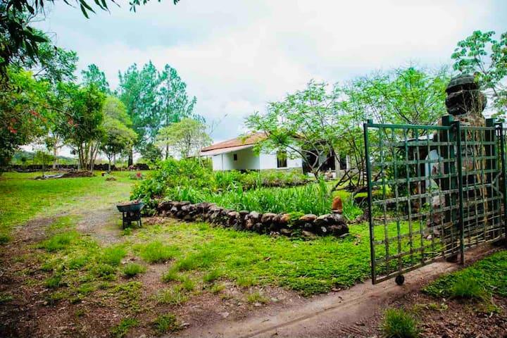 Stone Circle House (La Casa De Las Piedras)