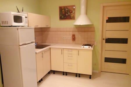 квартира в цветном доме - Pushkin - Daire