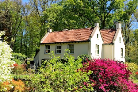 Villa Forestier in Breda, top forest location