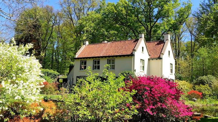 Villa Forestier in Breda, top forest location