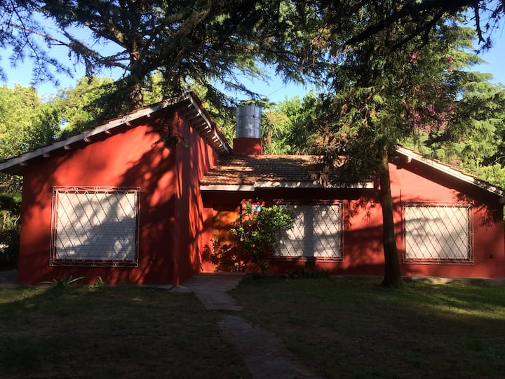 Casa quinta para descansar en FAMILIA