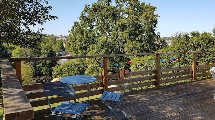 New - Maison à 10 min du Puy du fou - gde terrasse