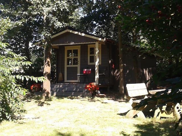 Holzhütten mitten in der Natur in traumhafter Ruhe - Bodenfelde - Skur