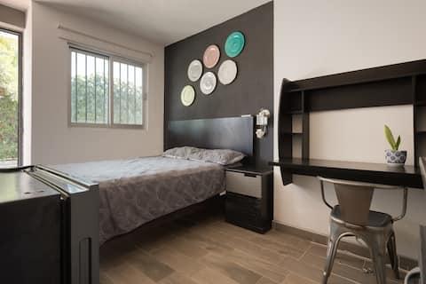Small room inn La cruz de Huanacaxtle A