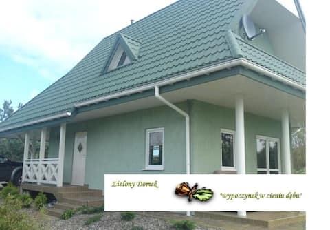 Zielony Domek Dąb Polski