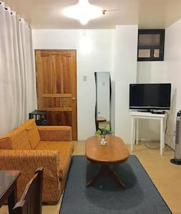 New, Clean,Cozy Baguio Condo 1 - Baguio City - Apartment