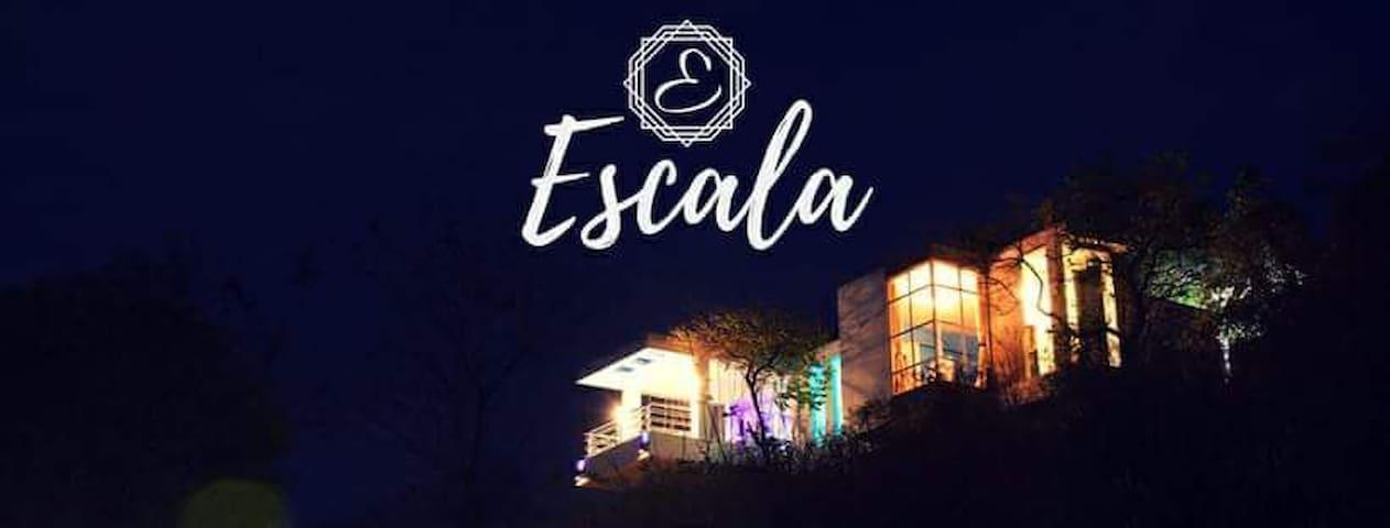 ESCALA ABRA. Sleep close to Nature