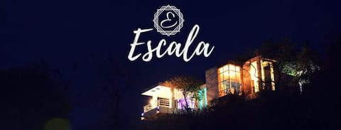 ESCALA ABRA. Sleep close to Nature