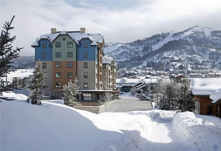 Highmark Steamboat Springs - HM5E - Steamboat Springs - Condominium