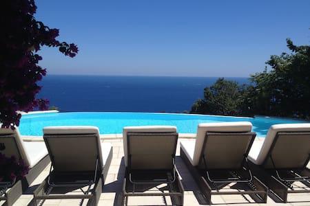 Villa splendide vue mer