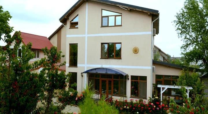 Villa for Bucharest business trips