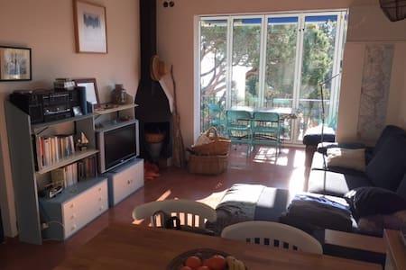 Apartament -Calella de Palafrugell-first sea line - Palafrugell - 公寓