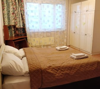 Комната в трёхкомнатной квартире м. Аннино