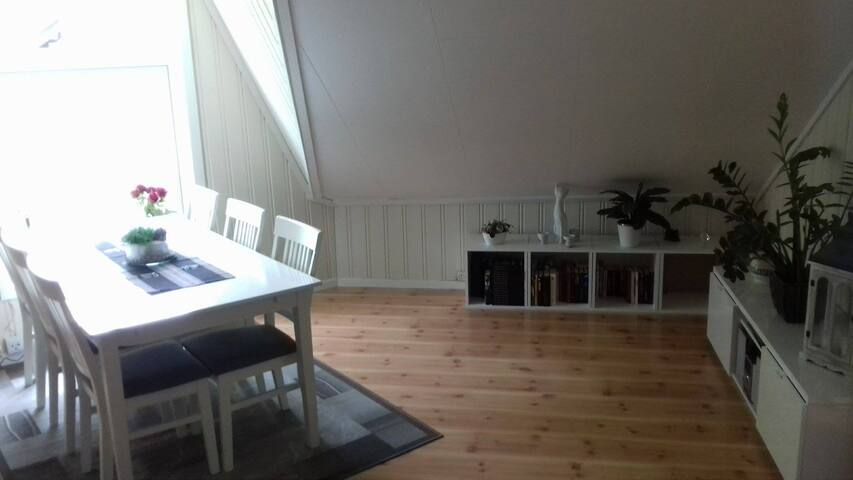 Loft apartment in the center of Hamar