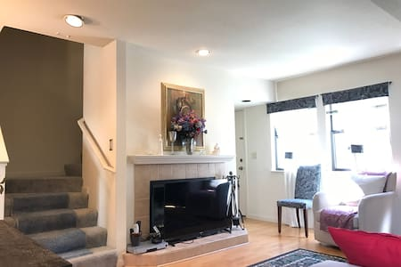 ** SPACIOUS 4BR, Minutes from California Ave ** - Palo Alto - Dom