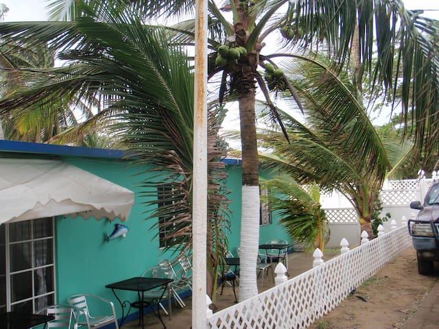 Room # 4 - Corn Island  - Guesthouse