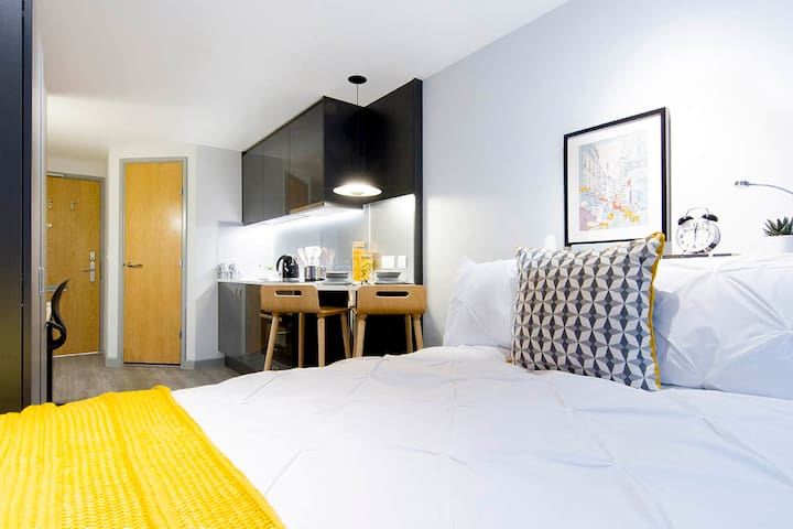 Studio - London - Ideal for a young couple - London - Apartment