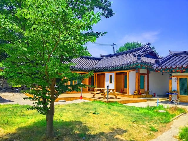 '초우' 2인실 Room NO.Hr4 (Bed type:Futon) - Dongbang-dong, Gyeongju-si - House