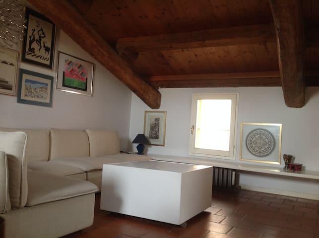 Grazioso appartamento in centro storico - Imola