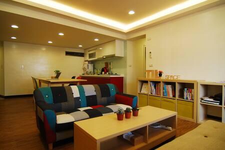 TIL space 言語交流空間 可與日本人交流的青年旅館 - West Central District