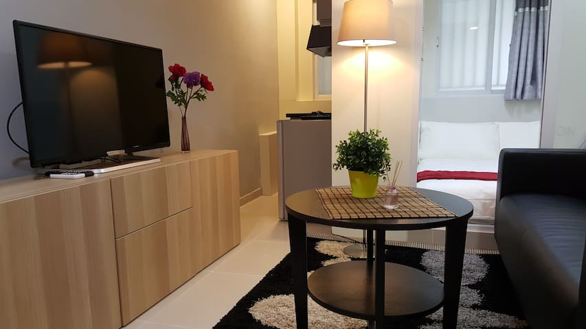 ❤New Modern Studio in Tsim Sha Tsui - Top Location - Hong Kong - Byt