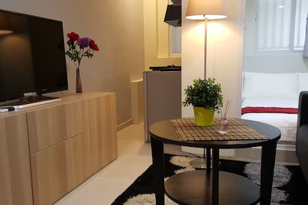 ❤New Modern Studio in Tsim Sha Tsui - Top Location - Hongkong - Wohnung