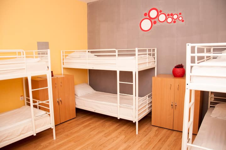 Brasov Central 6 Bed Dorm