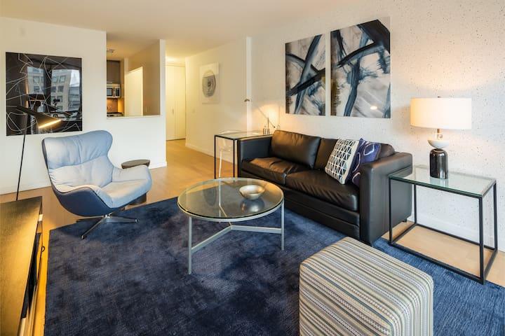 Luxury One Bedroom in Tribeca