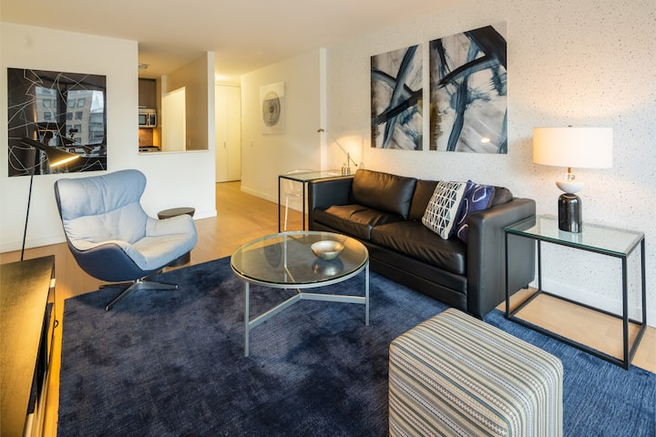 Luxury One Bedroom in Tribeca