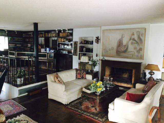 Habitación privada en hermosa casa - Naucalpan de Juárez